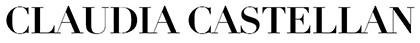Claudia Castellan Logotipo