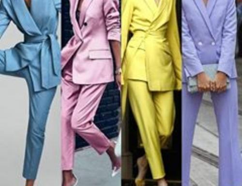 Quando sua vida muda por causa das cores de seu guarda roupa?